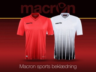Macron-Sports-Beklædning