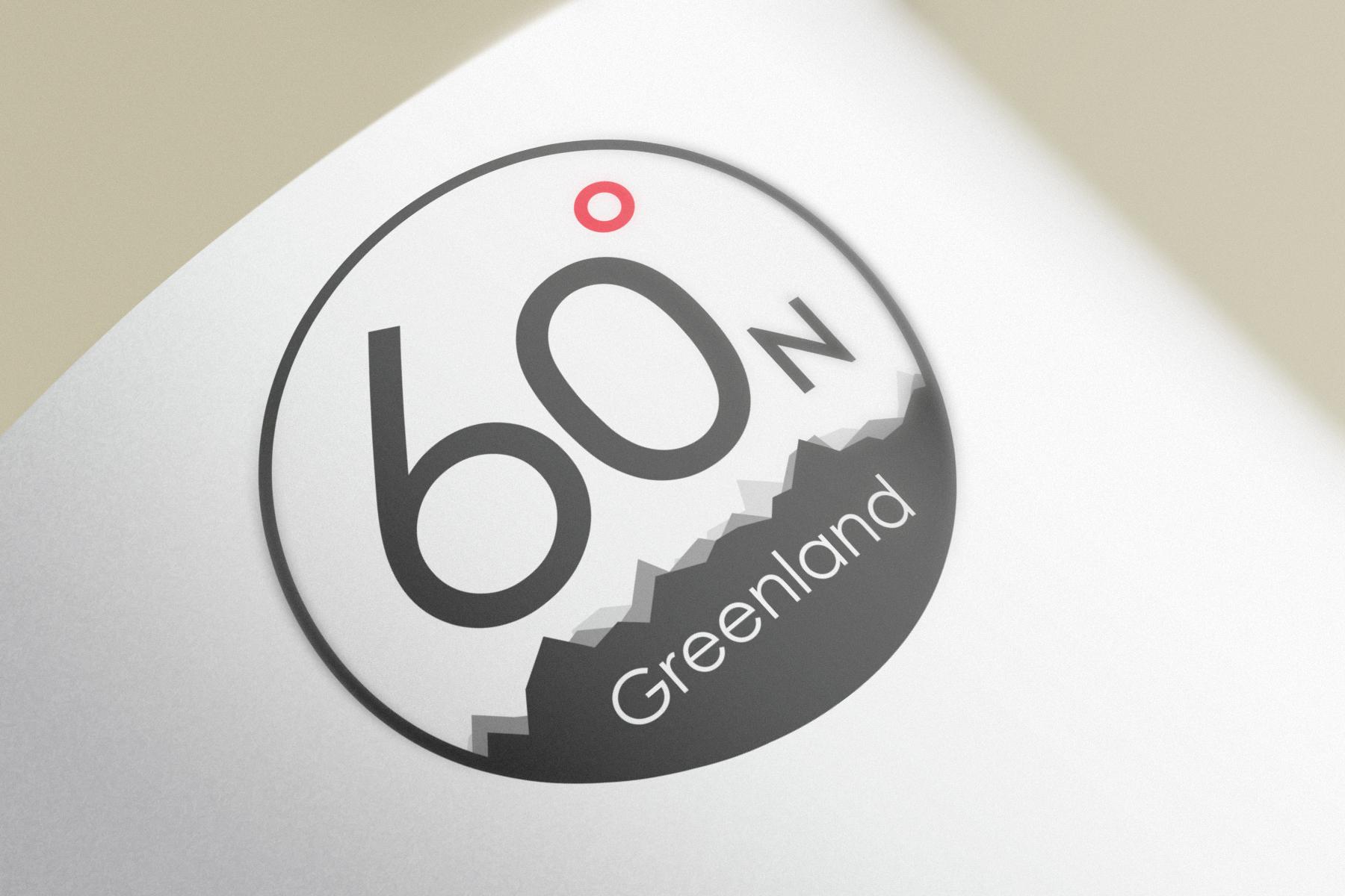 60N Greenland Logo