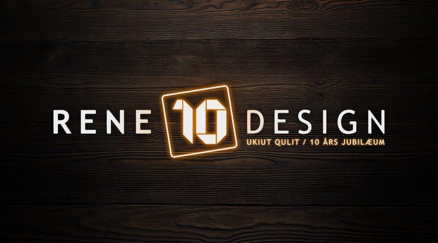 ReneDesign fylder 10 år